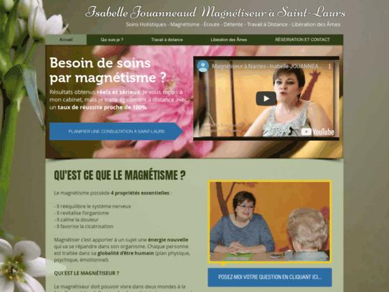 Détails : Magnétiseur Nantes