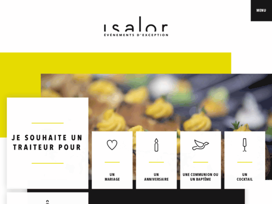 Isalor : Traiteur à Mulhouse