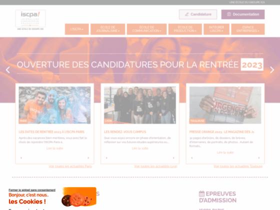 Détails : Licence communication