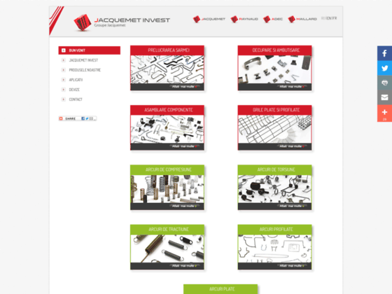 image du site http://www.jacquemet-invest.ro