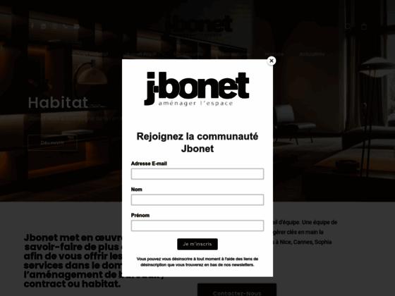Design contemporain Jbonet