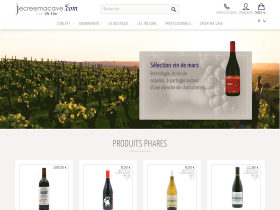 Acheter un vin de France