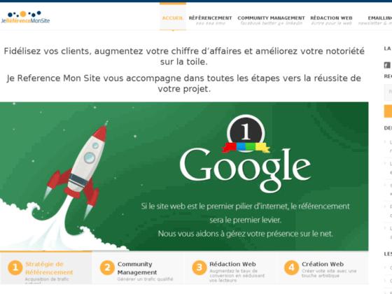 Détails : Agence web marketing