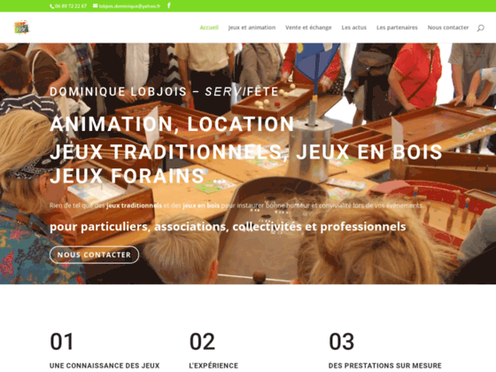 Détails : Jeux populaires Picardie