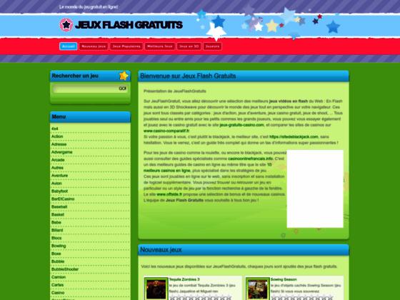 Détails : Jeux Flash Gratuits