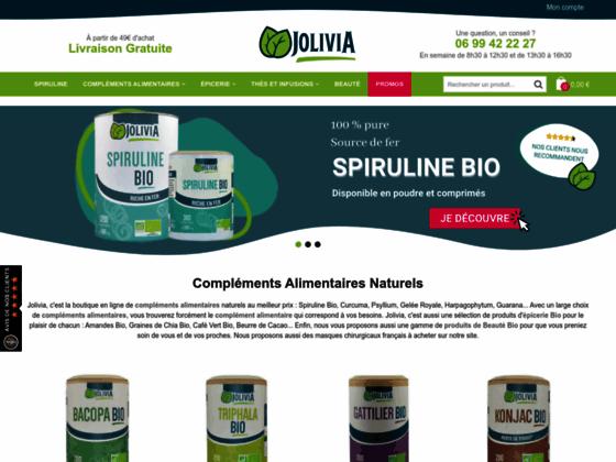 Détails : Boutique spiruline et chlorella