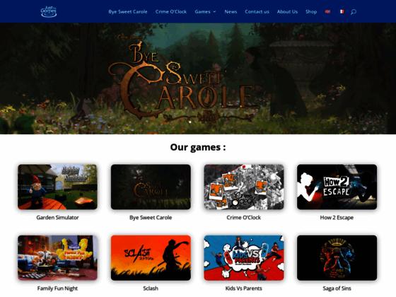 Détails : Justforgames.com - Votre magasin sur le Net de jeux vidéos pas chers