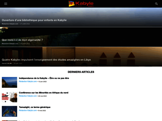 Photo image Kabyle.com