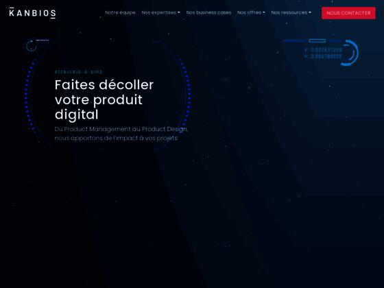 image du site http://kanbios.fr