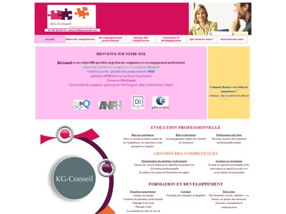 Détails : Bilan de compétences et conseil RH Cergy, Val d'Oise