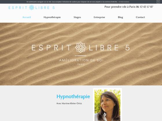 image du site https://www.khiter-ortiz-hypnose.fr