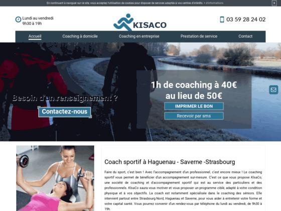 image du site https://www.kisaco.fr/
