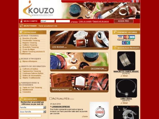 Photo image Kouzo / Objets de l'artisanat Africain