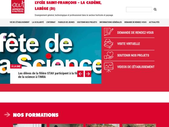 Détails : La Cadène – bac pro paysagiste