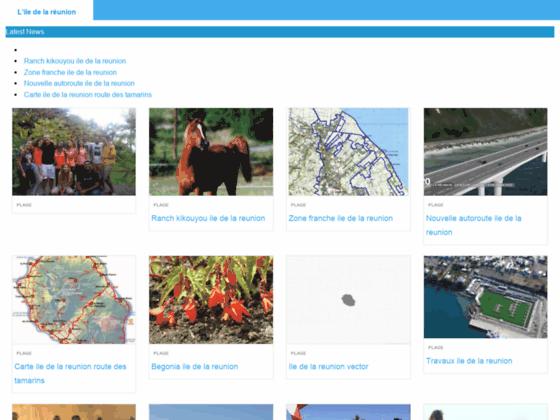 Informations et guide touristique la Réunion
