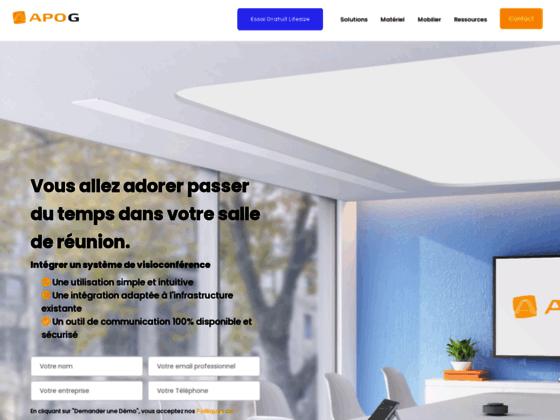 image du site http://la-visioconference.com