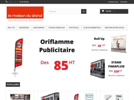 Détails : Des stand portable pas cher