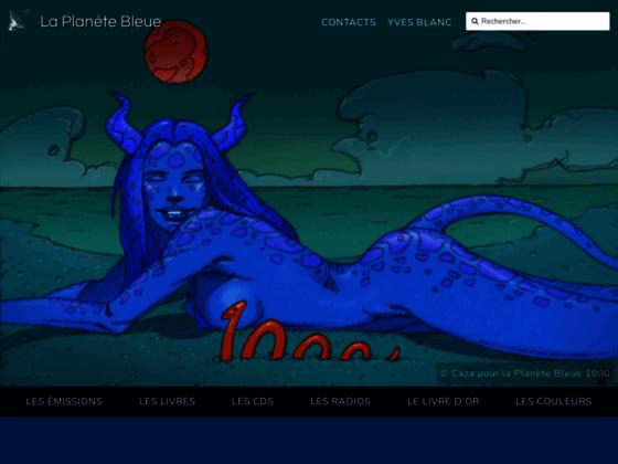 Détails : La Planète Bleue - le disque est disponible!