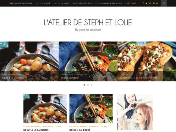 L'atelier de Steph et Lolie