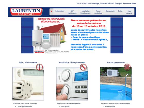 Détails : Chauffagiste dans les Hautes Pyrénées - Laurentin Gaz Service