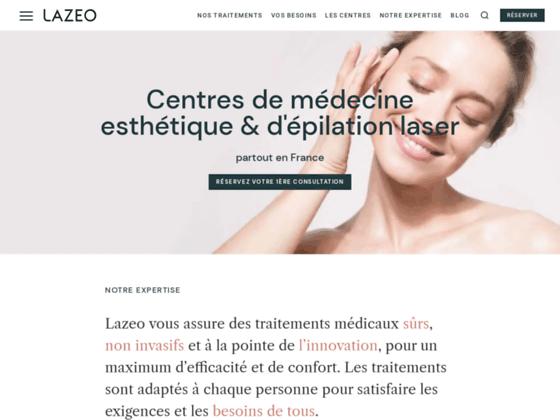 Détails : http://www.lazeo.net