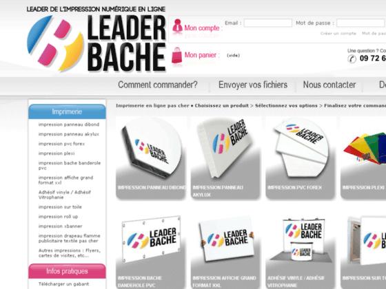 Détails : http://leader-bache.fr