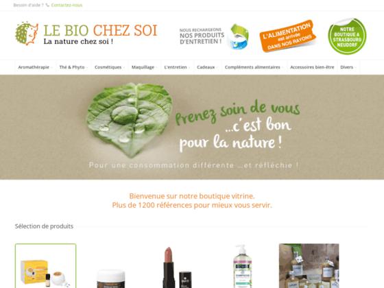 Détails : Boutique Bio - Le Bio Chez Soi