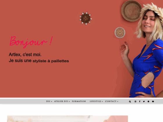 Détails : Blog mode Lyon et DIY