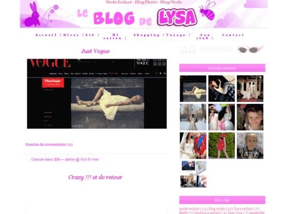 Détails : Blog mode enfant Zara enfant