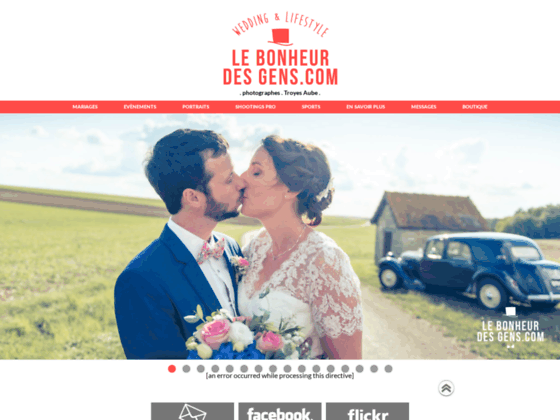 Photographe de mariage sur Troyes