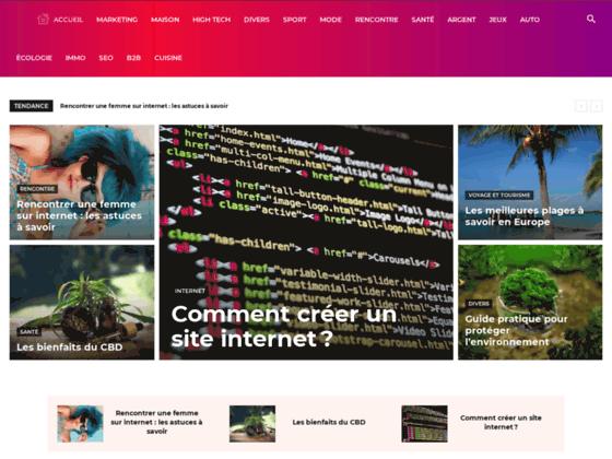 image du site https://lejournalquotidien.fr/