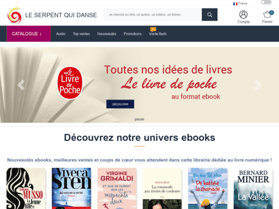 Libraire ebook
