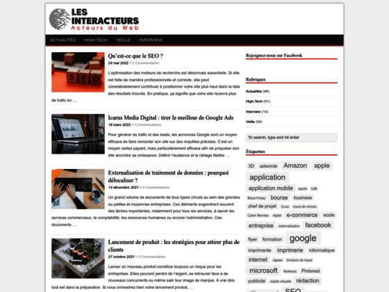 Détails : Actualités et dernières nouveautés du web