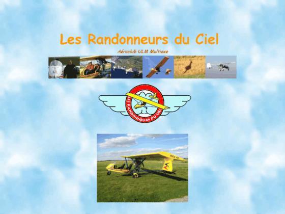 Photo image ULM Les Randonneurs du Ciel, ecole de pilotage ULM multiaxe, Persan-Beaumont  95 (Val d'Oise), Paris