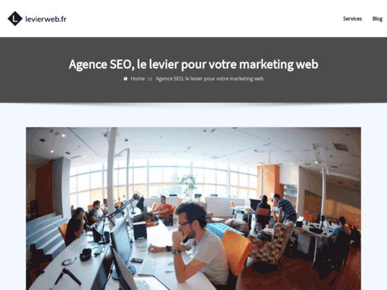 Détails : Agence de webmarketing à Paris