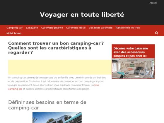 Détails : Location de camping car