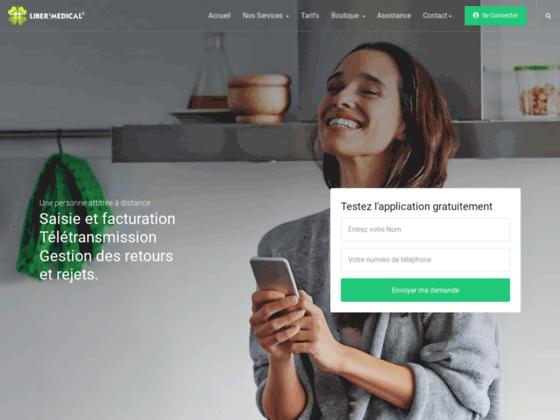LiberMedical : déchargement télétransmission noémie et facturation