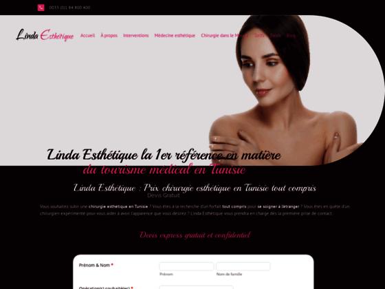 Détails : Linda Esthétique et la Clinique esthétique de L'Espoir