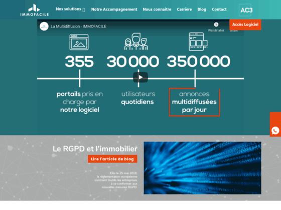 Détails : Linkea - gestion de campagnes online