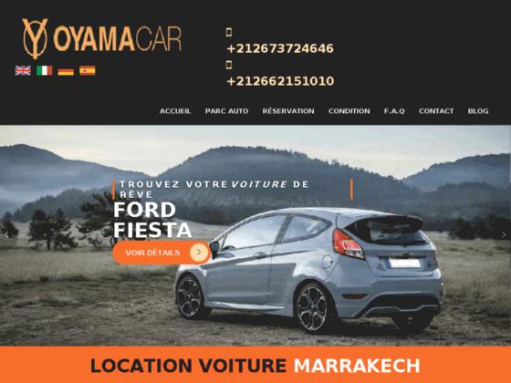 location voitures marrakech pas cher