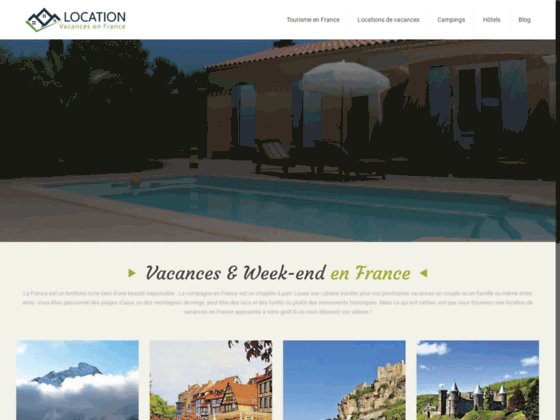 Location de vacances en France : Les abc de la location