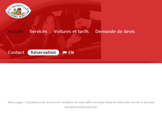 Détails : location de voiture agadir maroc