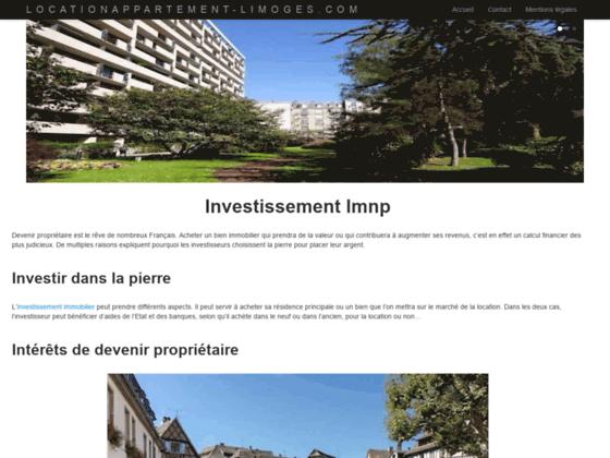 Détails : locationappartement-limoges.com