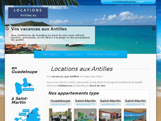 Détails : Vacance antilles