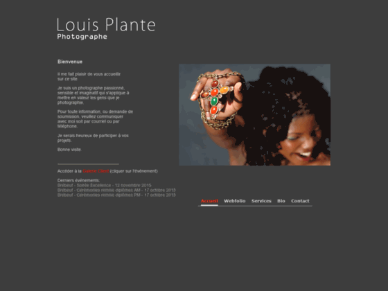 Photo image Plante, Louis