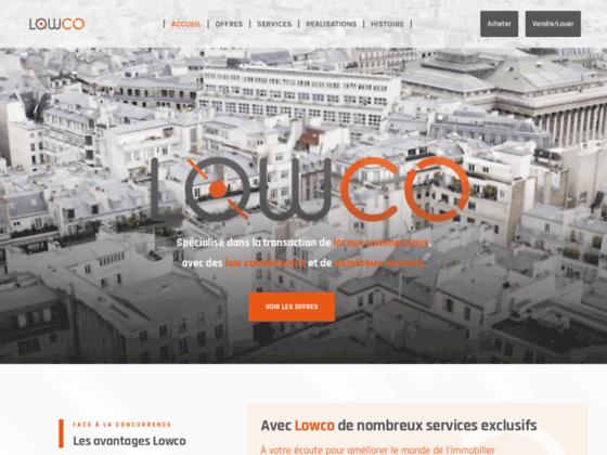 image du site http://www.lowco.fr