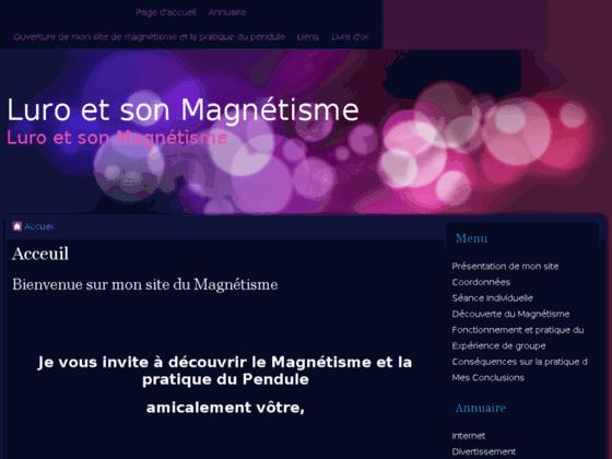 Détails : Luro et son Magnétisme