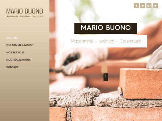 Maçonnerie Drancy : MARIO BUONO