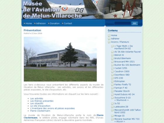 Photo image Musée de l'Aviation de Melun Villaroche