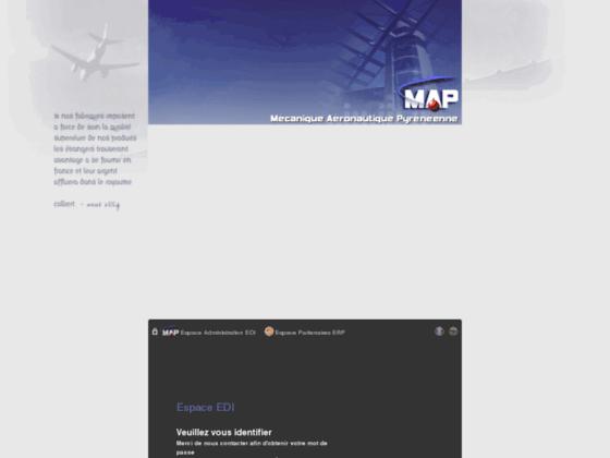 Photo image MAP SA : Mécanique Aéronautique Pyrénéenne